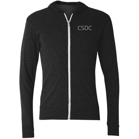 CSDC Zipper Hoodie