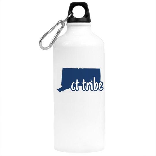 CT Mixxedfits aluminum water bottle