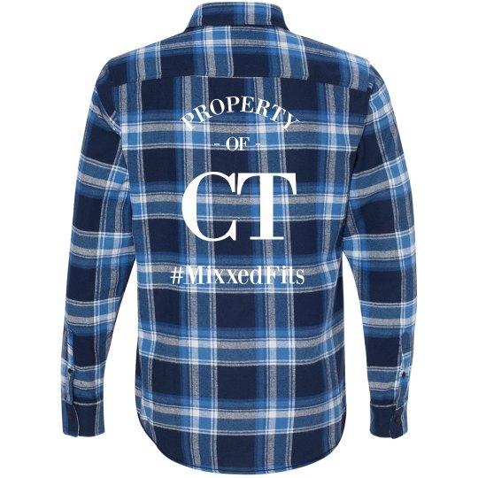 CT MixxedFits Flannel