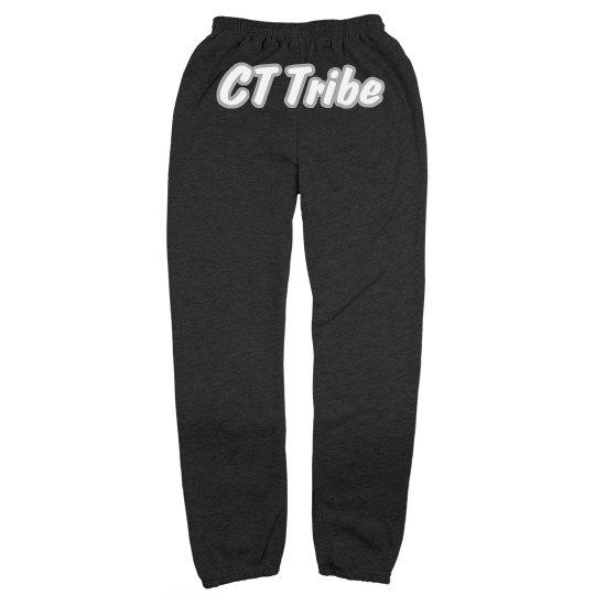 CT Tribe big/comfy sweats (Uconn Blue)