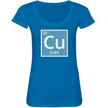 Cu Cute Not Copper