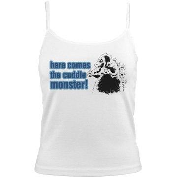 Cuddle Monster Pajamas