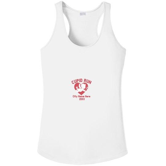 Cupid Run Custom City Tank