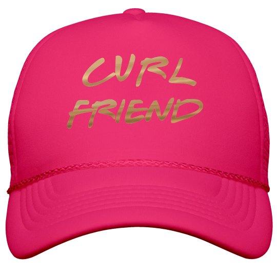 Curlfriend Trucker