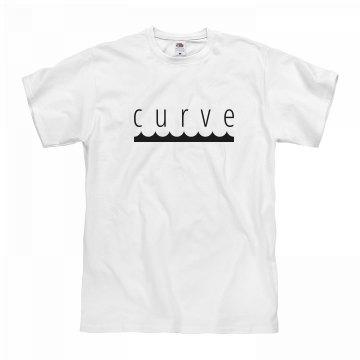 Curve Wave Tee