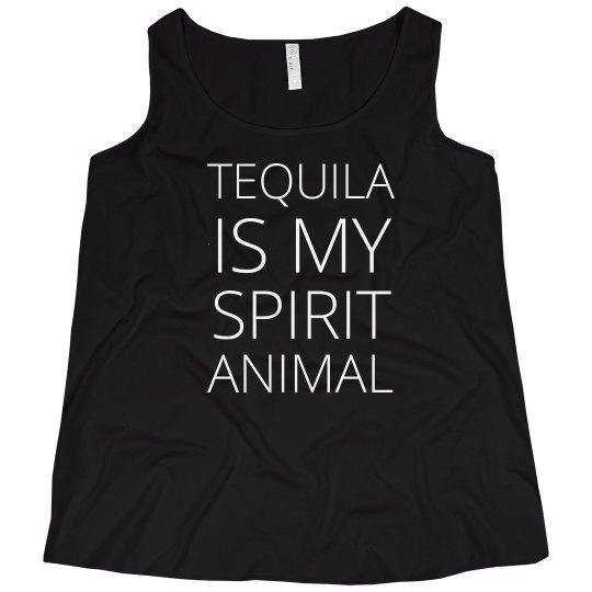 Curvy Tequila Girl