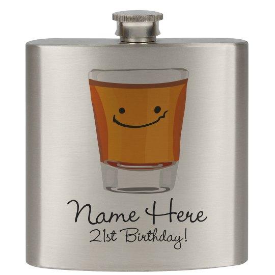 Custom 21st Birthday