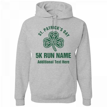Custom 5k Walk/Run St Patricks