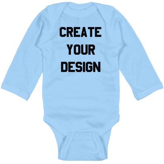 Custom Add Your Design Baby