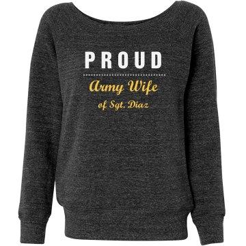 Custom Army Wife