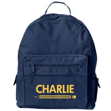 Custom Art Bag