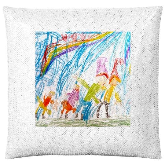 Custom Art Pillow Cover