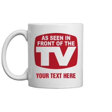 Custom As Seen On TV Dad Gift