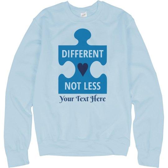 Custom Autism Awareness Sweatshirts