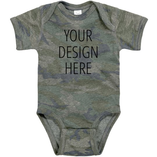 Custom Baby Add Your Text