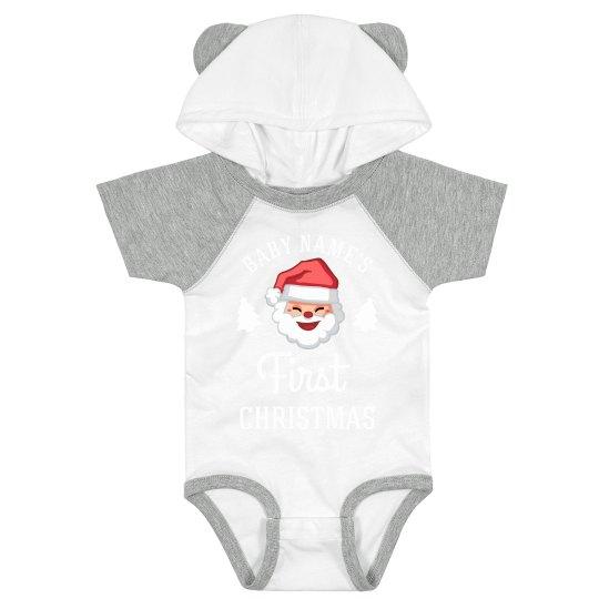 Custom Baby's First Christmas