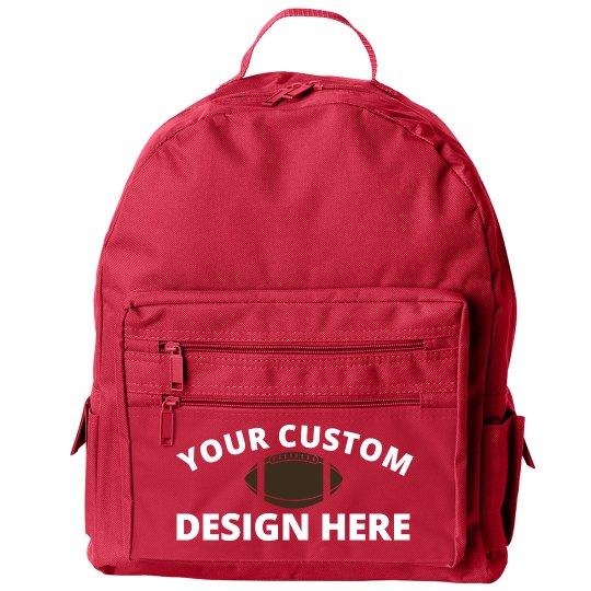 Custom Bag Football
