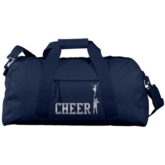 Custom Bag Metallic Cheer
