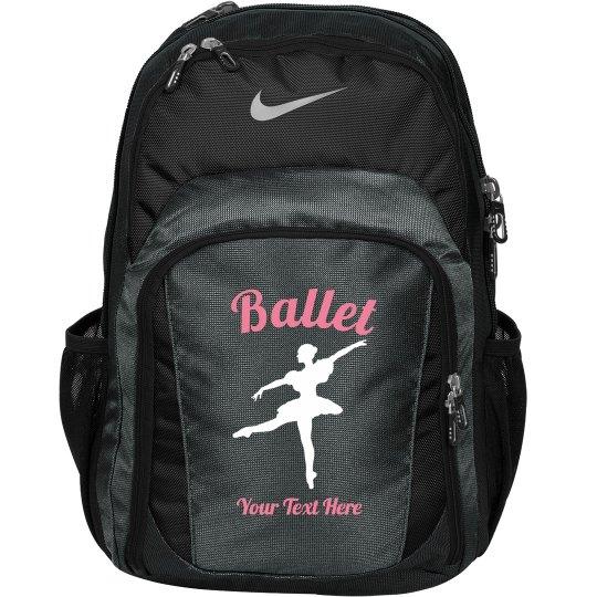 Custom Ballet Bags