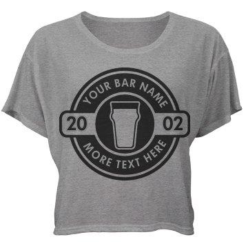 Custom Bar Name