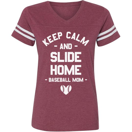 Custom Baseball Coach Mom