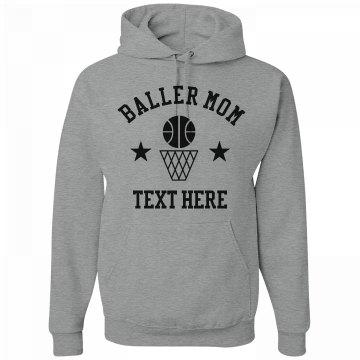 Custom Basketball Mom