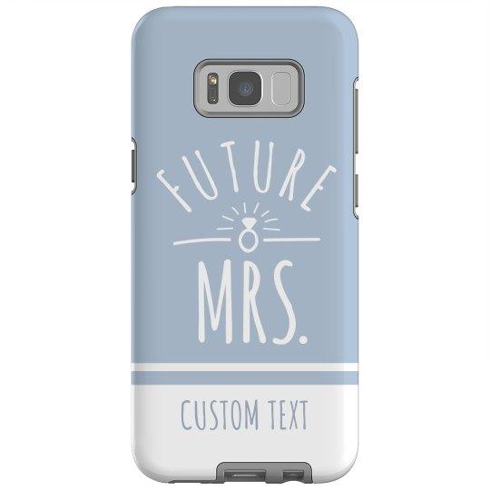 Custom Bride to Be Galaxy Plus