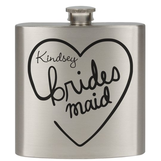 Custom Bridesmaid Gift