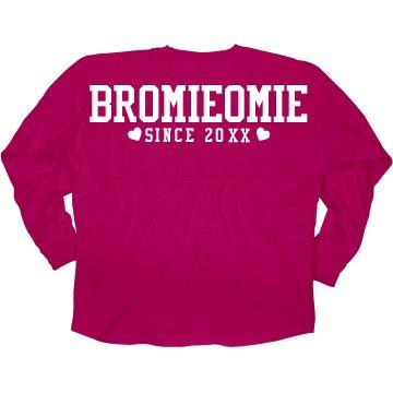 Custom Bromieomie Twins Girl