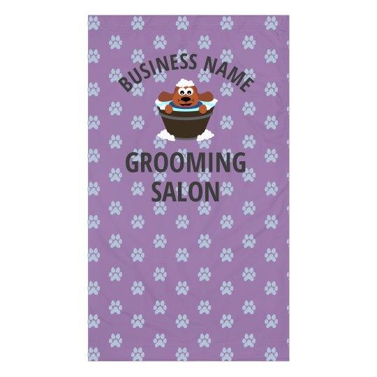 Custom Business Grooming Salon