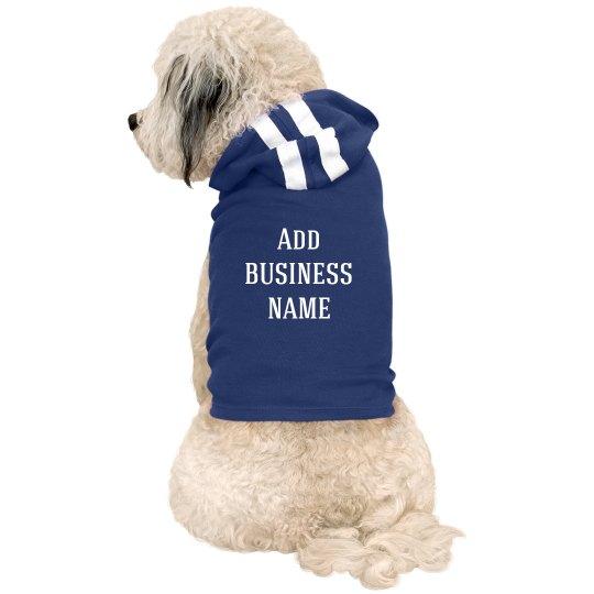 Custom Business Office Dog