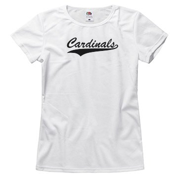 Custom Cardinals Tee