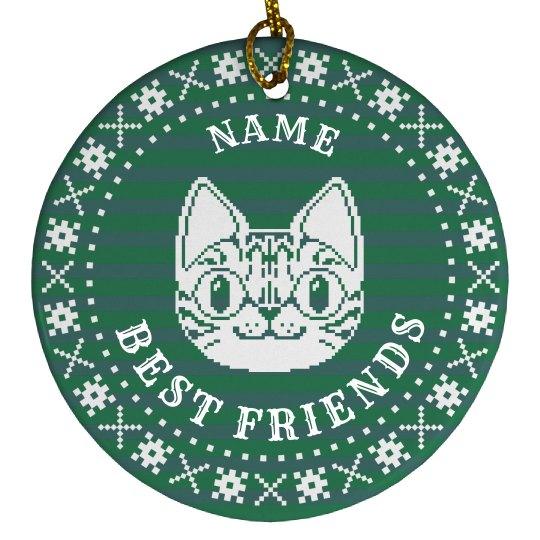 Custom Cat Best Friends