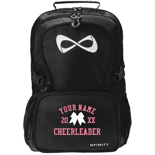 Custom Cheer Backpack