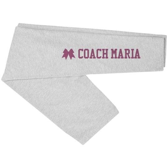Custom Cheer Coach Gift Cheer Camp