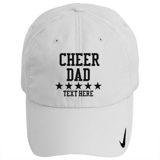 Custom Cheer Dad Hat