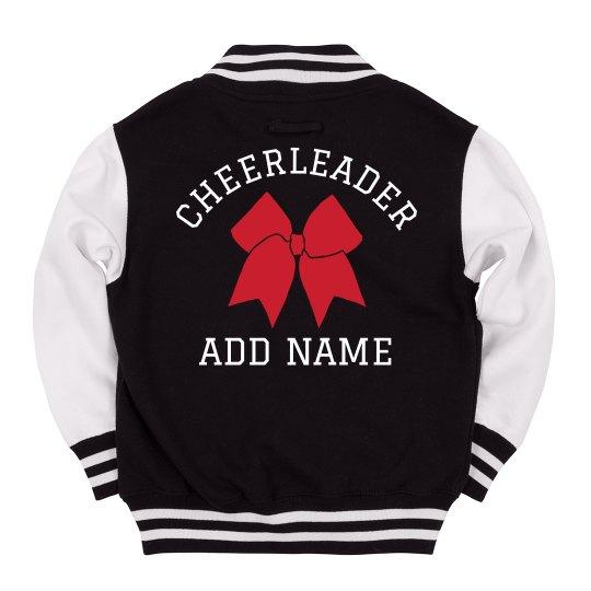 Custom Cheer Design Add Name