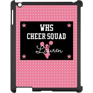 Custom Cheer iPad Case