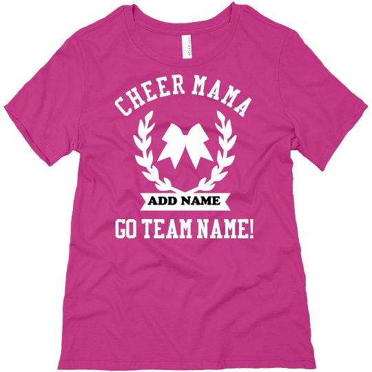 Custom Cheer Mama