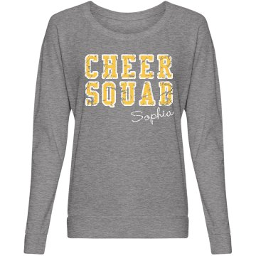 Custom Cheer Squad