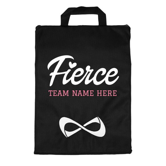 Custom Cheer Team Personalized Bag