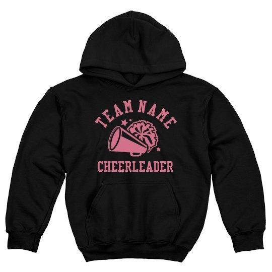 Custom Cheerleading Team For Kids