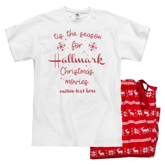 Custom Christmas Movie Pajamas