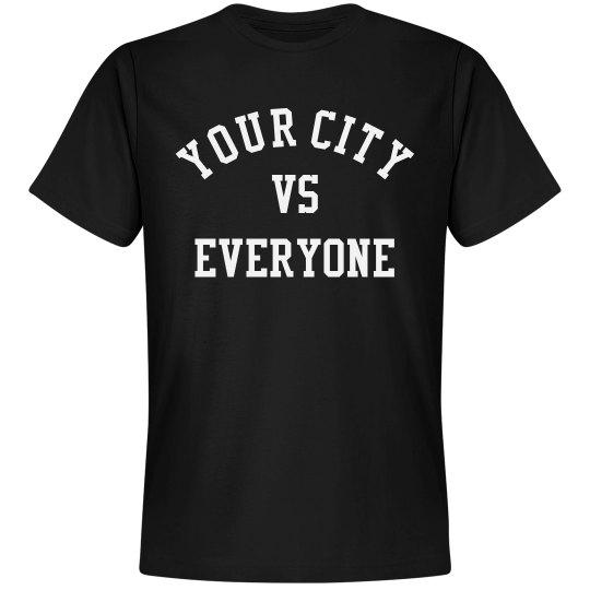 Custom City VS Everyone