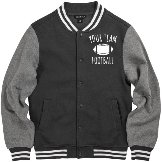 Custom Coach Jacket