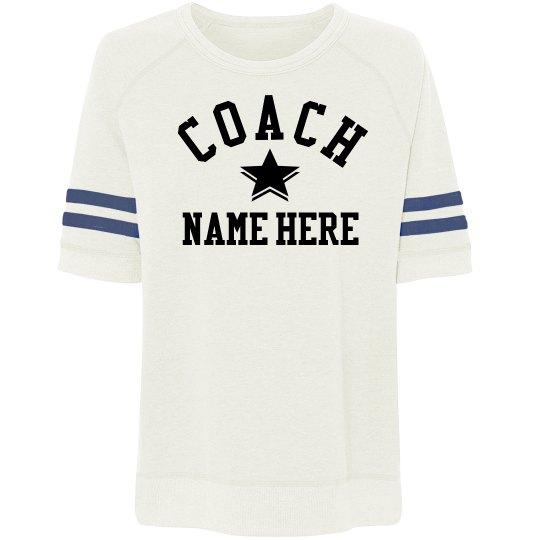 Custom Coach Yard Liner