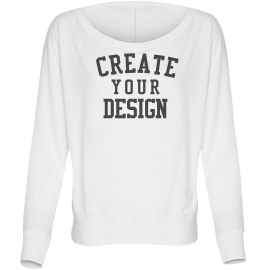 Custom Comfy Long-Sleeve Tee