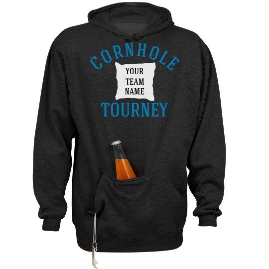Custom Cornhole Tourney