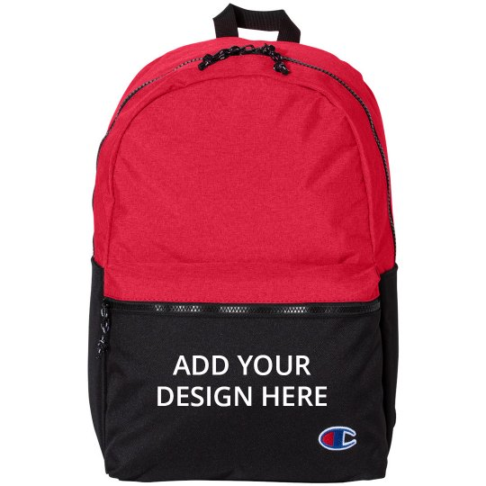 Custom Create Your Own Backpack