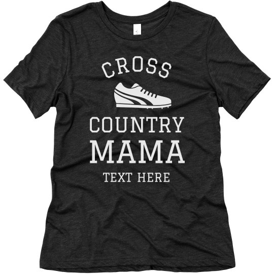 Custom Cross Country Mama